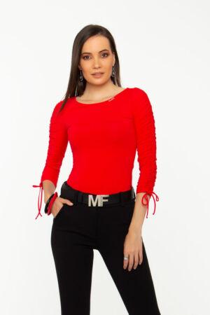 Kira póló - piros