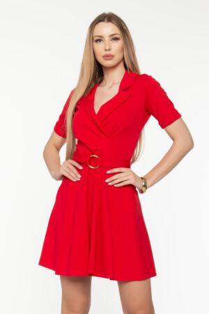 Lux ruha - piros