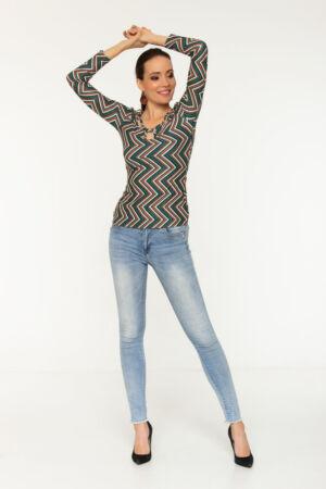 Zille póló - fű